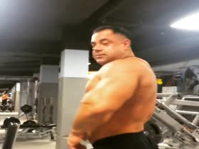Hot Ukrainian bodybuilder 2