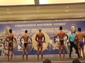 National chilean championship-novice category