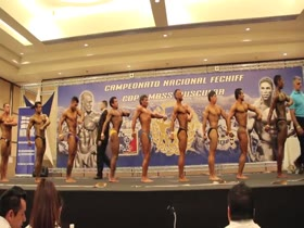 "Novice ""B"" category until 80 kilos, national chilean championship"