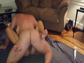 Straight Muscle Man Creampie