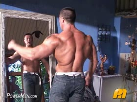 "Young ""muscle peeping tom"" is punished"