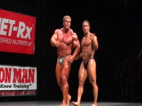Jay Cutler Guest pose