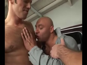 George Vidanov & Randy Jones Threesome
