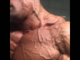 veins muscle neck (Karl Andersson - Carlito xxxl)