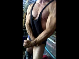 MUSCLE FANTASY VIDEOS - Personal and Private - Just for you