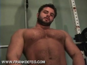 Frank - Bear Muscle Workout
