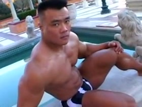 Wong Hong - Asian Muscle 002