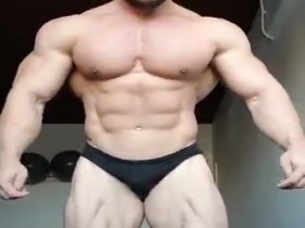 Thick Gorgeous Muscle - Alfred Chriac