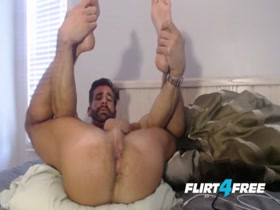 Jock Dad Talk Dirty and Jack Off