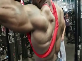 Insane Back: George Peterson