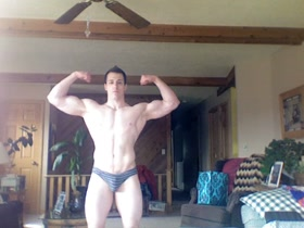 19 yo. 17 weeks out from 1st bodybuilding competition