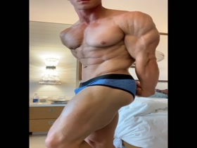 Tyson Daley - Total Muscle Cub Hotness