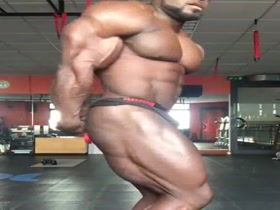 Black Bodybuilder