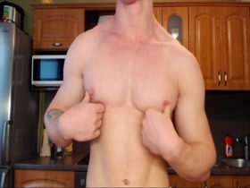 Ginger Muscle Twink