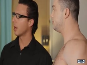Dr. Wood, Scene 3 - Reese Rideout and Collin Simpson Double-Fuck Michael Boston