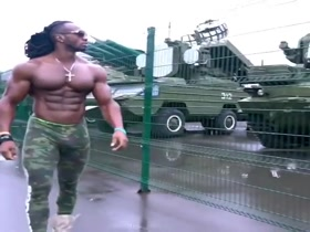 Ulisses Out Walking