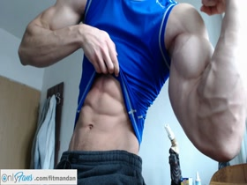 FitManDan - Ripped and Hard MUSCLES