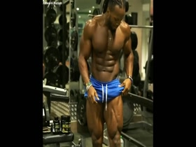 Ulisses Jr. In The Gym!!