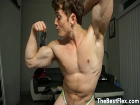 Caleb Sky Sexy Muscle Alpha