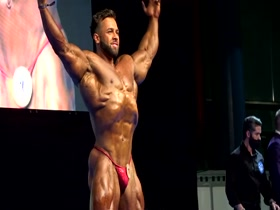 Regan Grimes Posing Routine