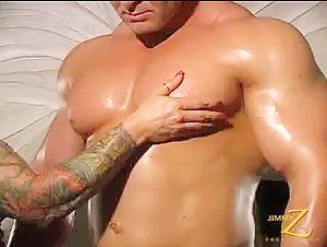Stone Rossi - Muscle Worshiped