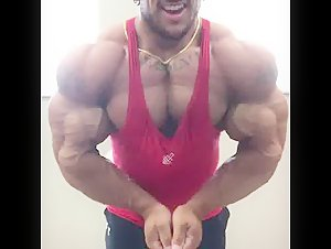 Shawn Smith - Really Huge and Really Hot