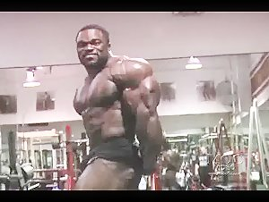 Brandon Curry - A Nice Big serve of Massive Muscle